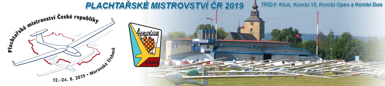 Plachtařské mistrovství ČR 2019